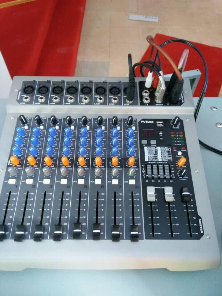推出一整套会议室音响系统与专业功放系统安装与调试