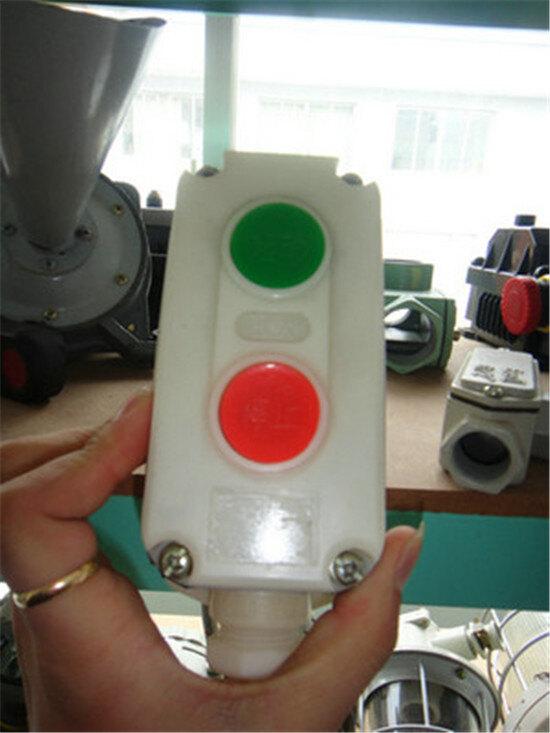 染色厂防爆防腐按钮la5821-1