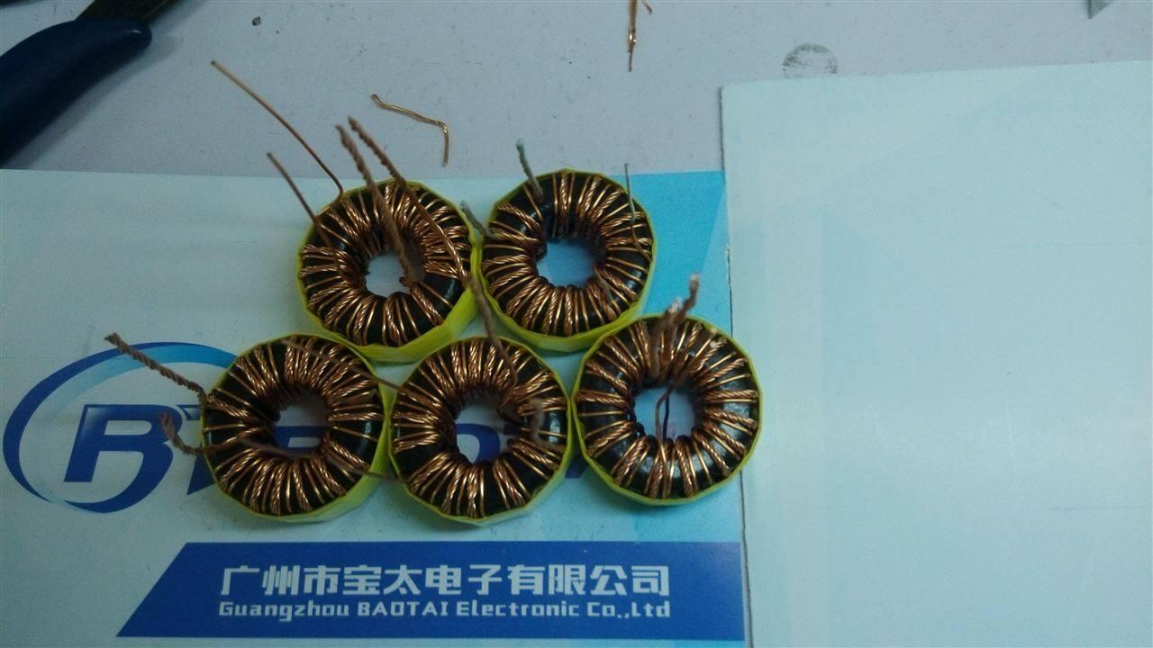 佛山焊机逆变主变器用非晶磁环电感 东莞逆变焊机变压器 可定做
