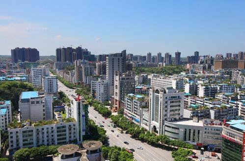 以可持续发展为追求 自贡积极创建智慧城市