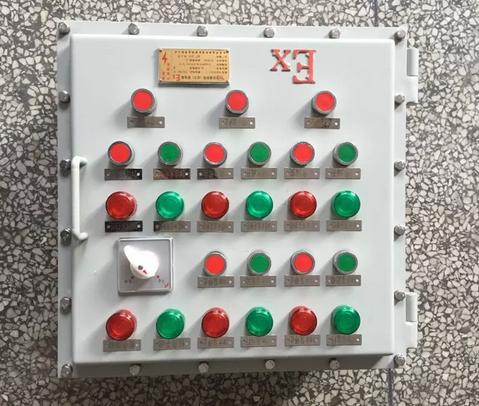 变频器远程控制实物电路图