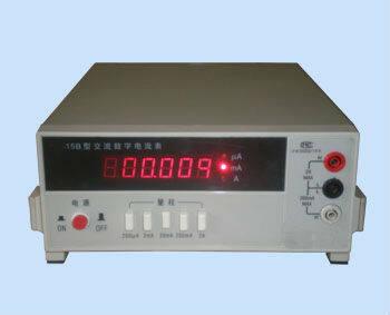 te15b型-te15b型交流数字电流表