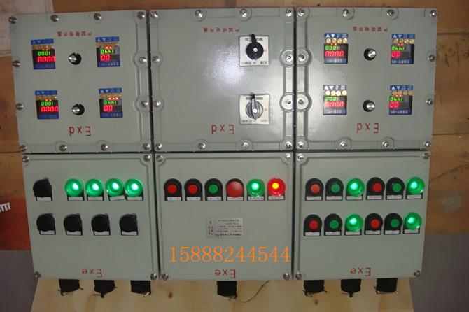 变压器综合配电箱内部接线图