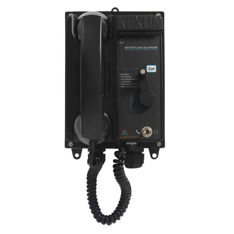 > ks-1j 抗噪声直通声力电话机