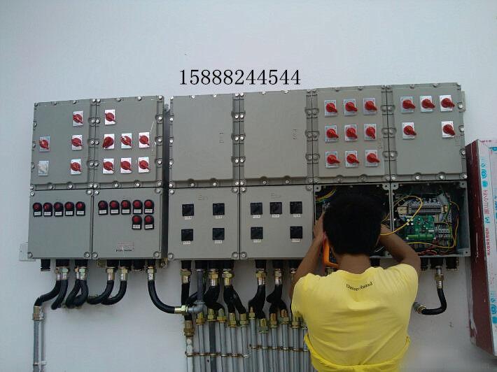 光控照明箱接线图