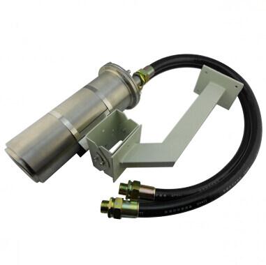 化工厂监控摄像头防爆挠性连接管