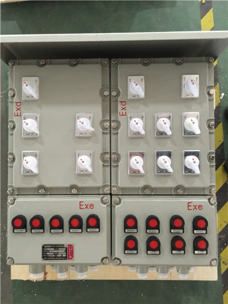 飞隆防爆温度控制器接线图