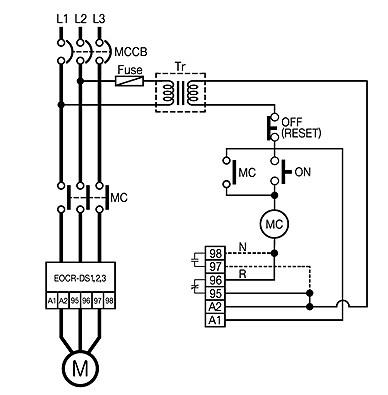 eocr韩国三和 eocrds-30nw5q 电动机保护器
