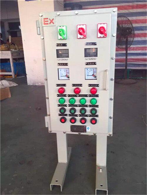 产品库 防爆电器 防爆电器 防爆箱 plc变频调速防爆控制柜  一,产品