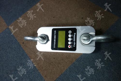 SGLD-1标准无线拉力计/0.01-1吨卸扣式无线拉力计