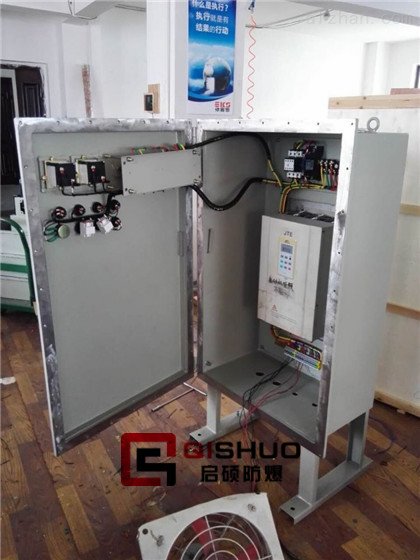 钢板焊接防爆变频器控制柜