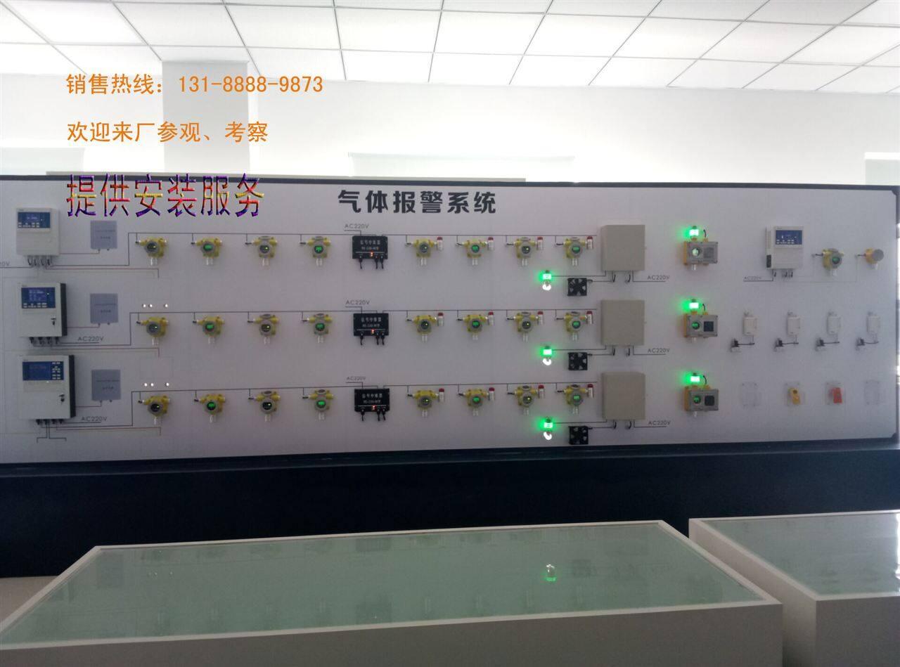 555气体报警器电路图及输出波形