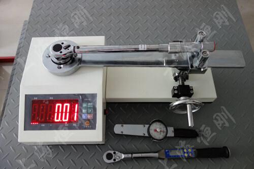 SGXJ手动扭矩扳手检定仪图片