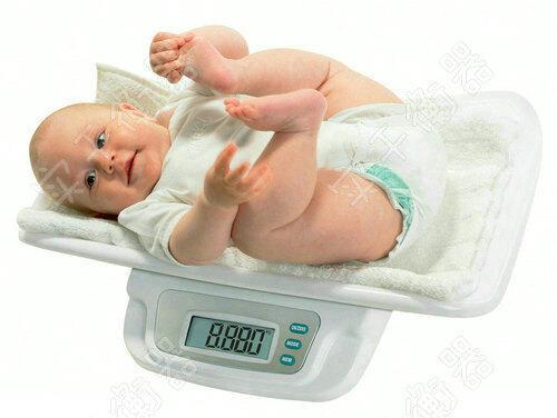 身高测量婴儿秤