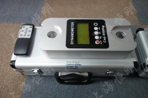 無線大量程測力計  無線一体式測力傳感器