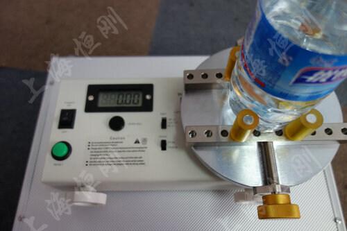 瓶盖拧矩测试仪