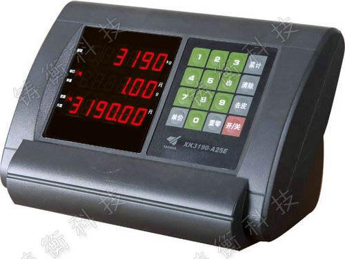 地磅数字称重显示控制器
