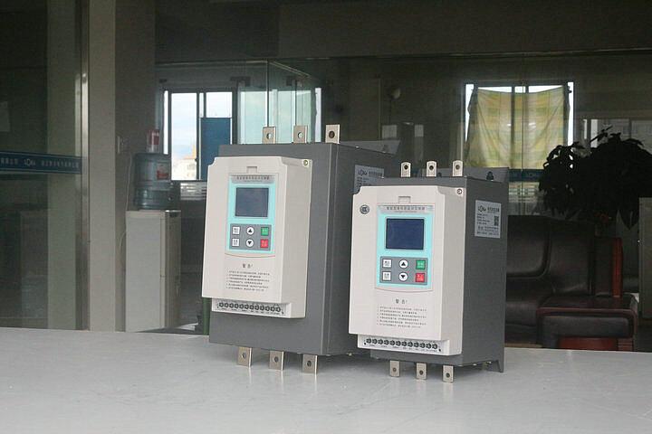 细沙回收机630kw软启动,380v在线式软起动器