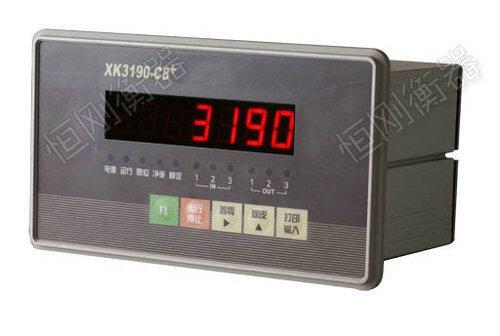 xk3190-C8+地磅显示器