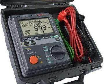 kew3128高压绝缘电阻测试仪技术特点