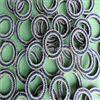 四角芳纶增强碳纤维盘根环便宜