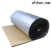 b1级橡塑板风箱保温铝箔橡塑板厂家价格